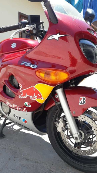 Gsx 750f 2007 Barbada R$ 16.000