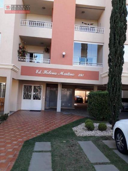 Apartamento Residencial À Venda, Jardim Bela Vista, Valinhos. - Ap0168