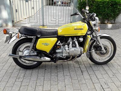Gl 1000 Goldwing Honda
