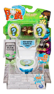 Flush Force 5 Pack Serie 1
