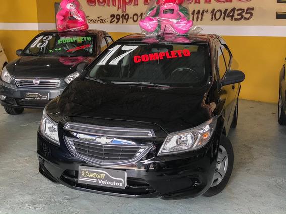 Chevrolet Onix 1.0 Joy 8v Flex 2017 Completo