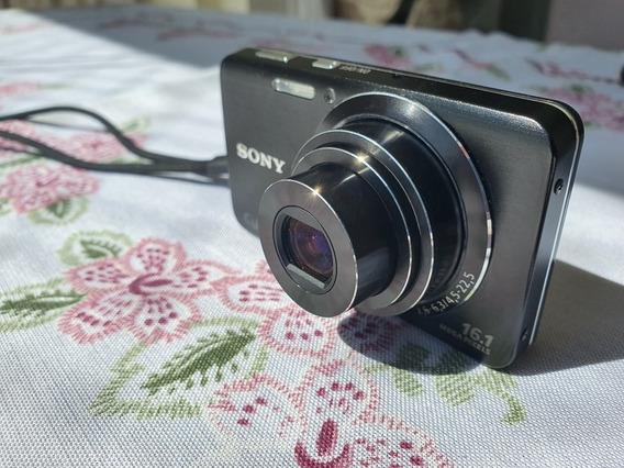 Camera Fotográfica Sony Cybershot, 16 Megapixel, Dsc-w630