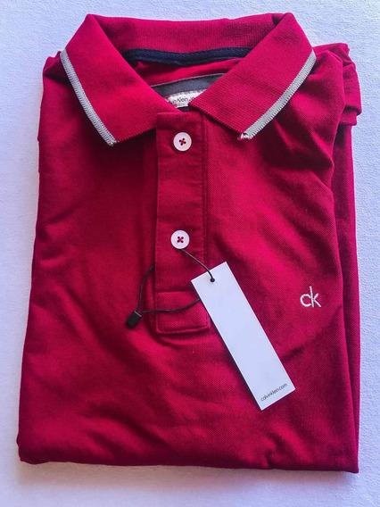 Polo Calvin Klein Hombre Original
