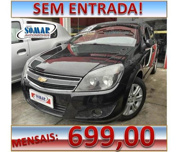 Chevrolet Vectra 2.0 Mpfi Gt Hatch 8v Flex 4p Automático