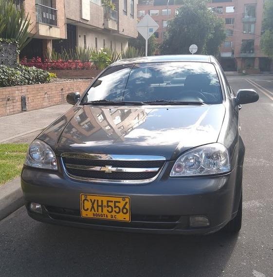 Chevrolet Optra Sedan 2008 1.6cc 4 Puertas