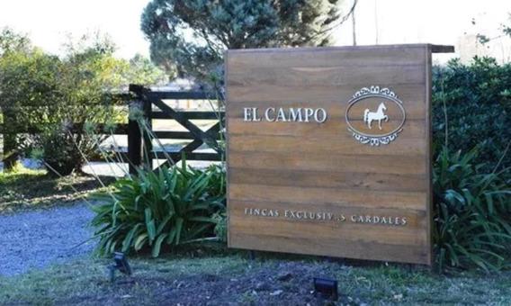 Lote En Fideicomiso El Campo Cardales