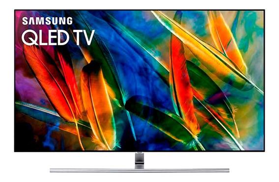 Smart Tv Qled 55 Samsung Qn55q7famgxzd Ultra Hd 4k 4 Hdmi 3