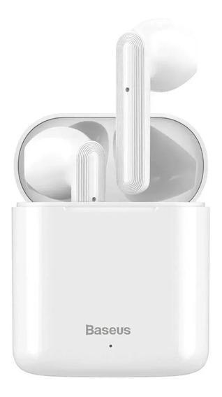 Fone De Ouvido Bluetooth Earphones W09 Baseus Tws Wireless