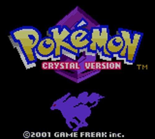 Pokémon Crystal - Nintendo 3ds Versão Digital Código