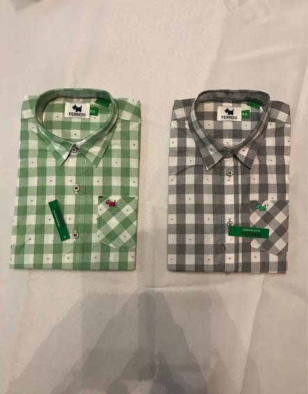 Camisa Ferrioni Lesmes (2 Camisas) Niño