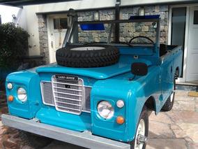 Land Rover Santana 88 Pick Up Techo Des