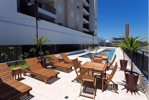 Apartamento Residencial À Venda 3 Dormitórios, Tatuapé, São Paulo. - 5536