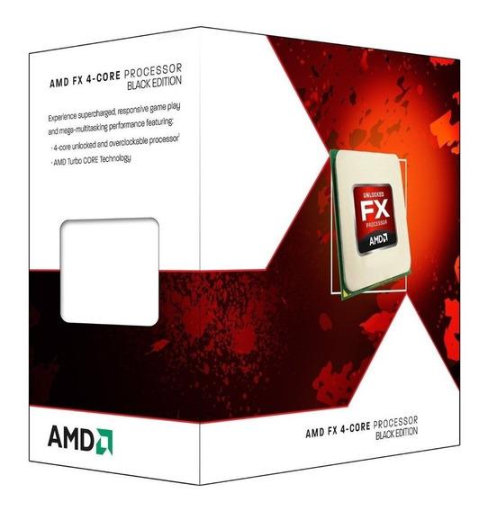 Processador Amd Fx-4300 Vishera 3.8ghz (4.0ghz) Socket Am3+