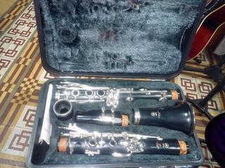 Clarinete Yamaya Ycl250