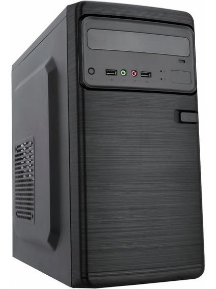 Computador Pc Intel Core I3 8100 H310m 8gb Ddr4 Ssd240gb I