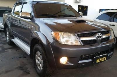Toyota Hilux 3.0 Srv Cab. Dupla 4x2 4p
