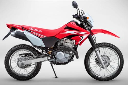 Honda Xr 250 Tornado Rojo 2020 0km Avant Motos