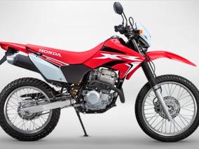 Honda Xr250 Tornado Rojo 2018 0km Avant Motos