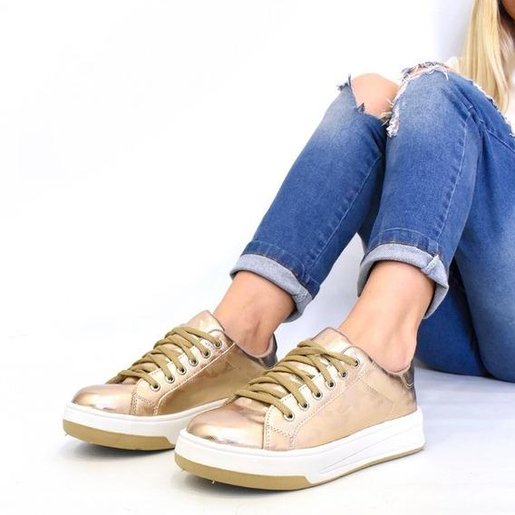 Zapatillas Con Estampado De Estrellas F270p68