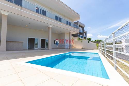 Imagem 1 de 27 de Casa Moderna À Venda Com 4 Suítes No Condomínio Portal Do Lago, Valinhos/sp - Ca7672