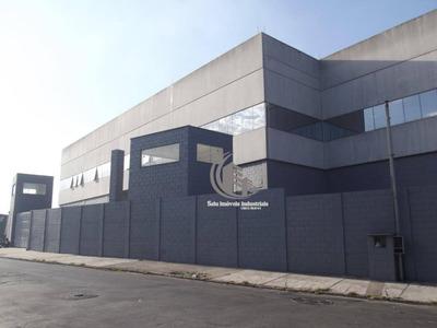 Galpão Industrial Para Locação, Parque São Pedro, Itaquaquecetuba - Ga0057. - Ga0057