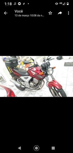Honda  Tuwilster Cbx 250