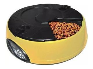 Dispensador Comida Alimento Automatico Perros Gato Jayma