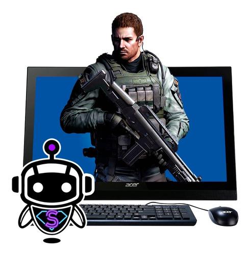 Acer Todo En Uno All In One = I3 4gb Ram + 1tb + Regalos !!
