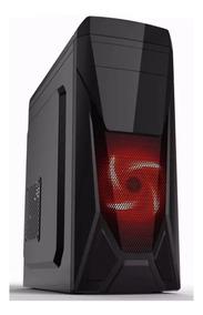 Pc Cpu Gamer Core I3 2ªg +4gb Ram +hd 500gb! Brinde Wifi!