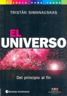 El Universo, Tristan Simanauskas, Continente