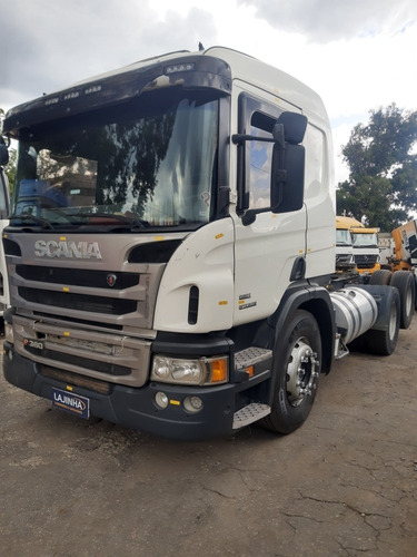 Scania P360 6x2 Optcruise