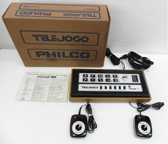 Telejogo 2 - Philco - Com Caixa