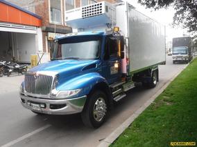 Camion Furgon International 2015