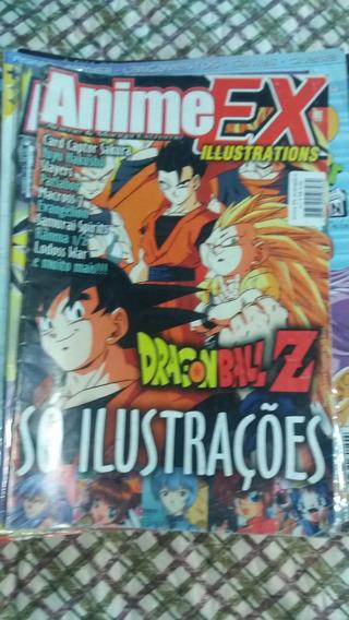 Revistas Dragon Ball E Naruto