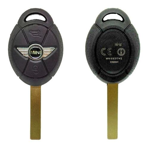 Imagen 1 de 4 de Control Remoto Mini Cooper 2005-2007 Lx8-f2v
