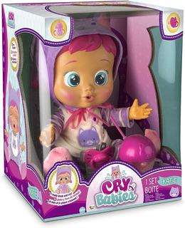 Cry Babies Bebes Llorones Katie Interactiva Original