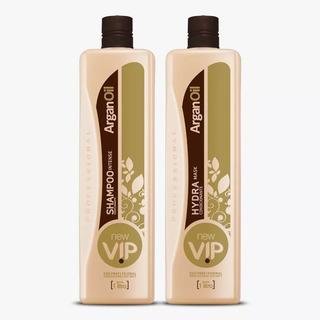 Escova Progressiva New Vip Argan Oil Original +vendida