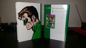 Green Lantern/green Arrow Omnibus Slipcase