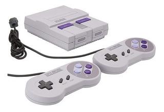 Super Nintendo Classic Edition Consola Videojuegos Para Tv
