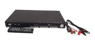 Reproductor Dvd Spica Reproductora Cd Control + 2 Joysticks