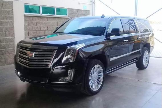 Cadillac Escalade Luxury 6.2 Gasolina Modelo 2020 0kms