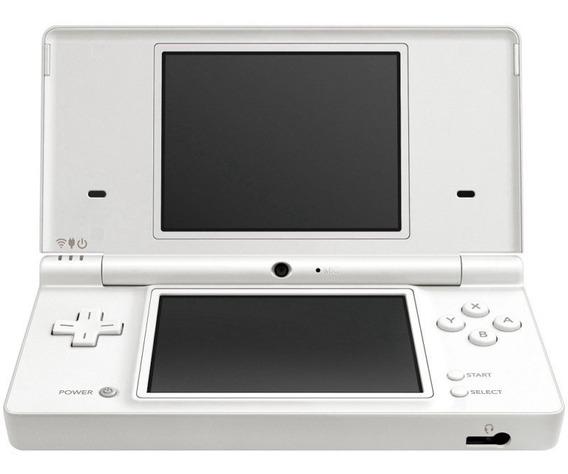 Nintendo Dsi Branco Original Nintendo Novo Cartão R4 Jogos