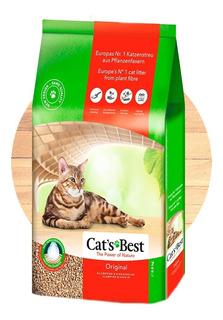 Cats Best 17.2 Kg Arena Biodegradable Para Gato