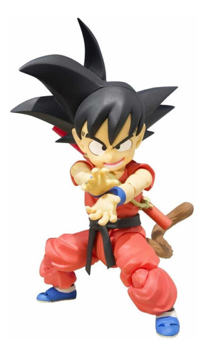 Goku Kid Sh Figuarts Goku Niño Dragón Ball Ver. Jp En Stock