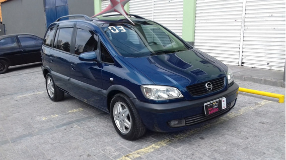 Chevrolet Zafira 2.0 Cd 8v 7 Lugar. 2003 S Nova $17900