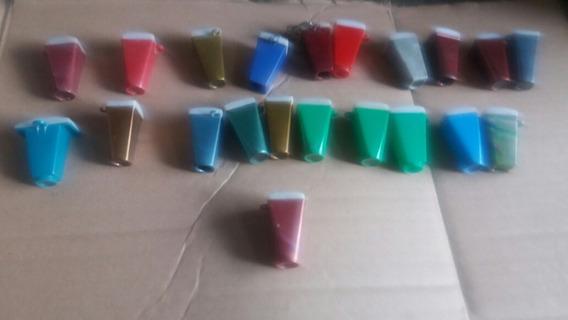 Binóculo Miniatura De Foto Antigo 21 Peças Usadas (07)