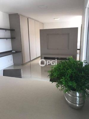 Apartamento Residencial À Venda, Jardim Canadá, Ribeirão Preto. - Ap4891