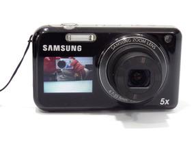 Camera Digital Samsung Pl120 Barata Conservada Brindes
