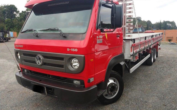 Vw 9.150 Delivery Carroceria 2012