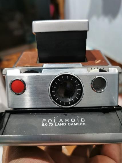 Camera Polaroid Sx-70 Antiga